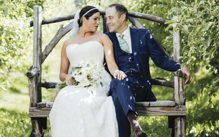 How Is Sarah Spain's Marital Relationship With Husband Brad Zibung? All About Their Love Life