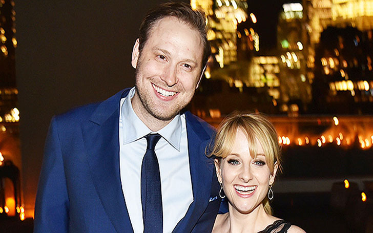 Screenwriter Winston Beigel's Married Life With Wife Melissa Rauch, Past Affairs, and Children