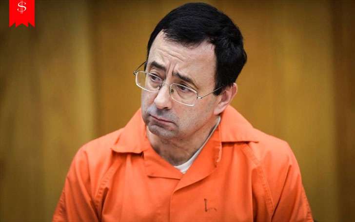 Larry Nassar Sentenced 40 to 125 years of Imprisonment? All About His Case & Net Worth