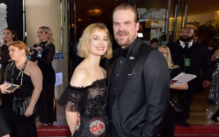Will David Harbour Propose His Girlfriend Alison Sudol on Their Way to Antarctica, Their Affairs