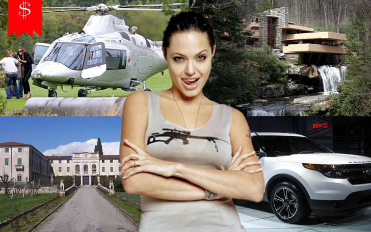 Angelina Jolie Doesn't need Brad Pitt's Money: Enormous Net Worth and Fantastic Career of the Diva