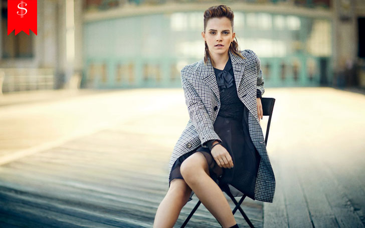 How much is Emma Watson's Net Worth? Her Salary, House, Cars & Other Properties