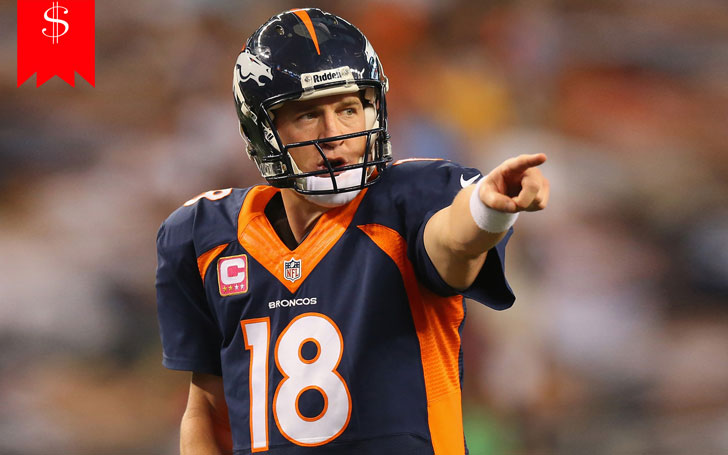 Footballer Peyton Manning's Career: All About His Net Worth, Salary, Career & Awards