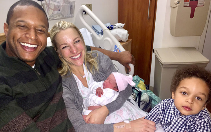 Lindsay Czarniak's Living Happily With Her Husband Craig Melvin: Their Love Life & Children