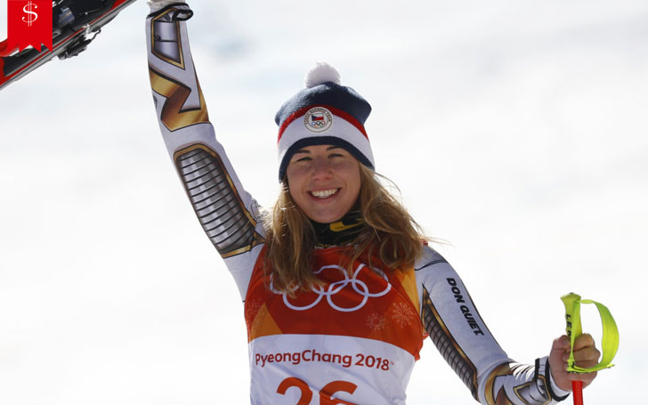 Ester Ledecka Won Super-G Olympic Gold Medal, Know About Her Net Worth, Career and Awards