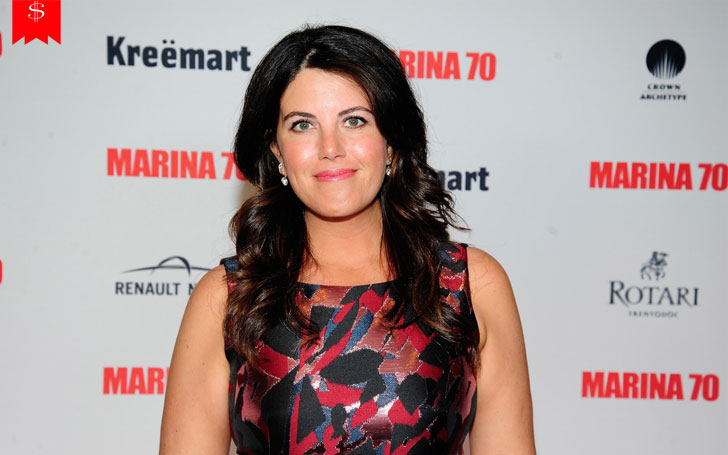 Famous For Relationship With Bill Clinton, Monica Lewinsky's Net worth in 2018, Her Career & Salary