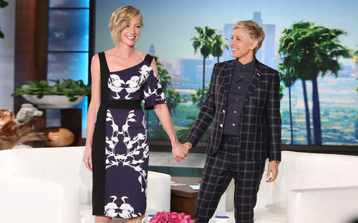 Best Moments of Ellen DeGeneres With Her Wife Portia de Rossi, Also Know About Their Married Life