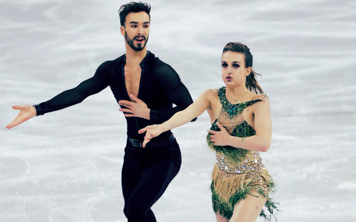 Winter Olympics 2018: Gabriella Papadakis and partner Guillaume Cizeron Win the second spot