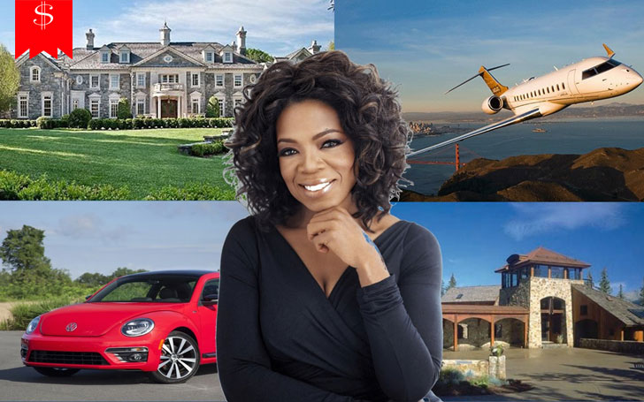 American Media Proprietor Oprah Winfrey's Net worth In 2018?  Her Successful Career and Awards