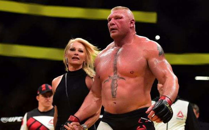 Know All About Wrestler Brock Lesnar married life with Wife Sable, Past Affairs, and Children