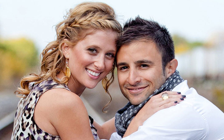 How Is Caissie Levy's Relationship With Her Husband David Reiser, Their Past Relationship & Affairs