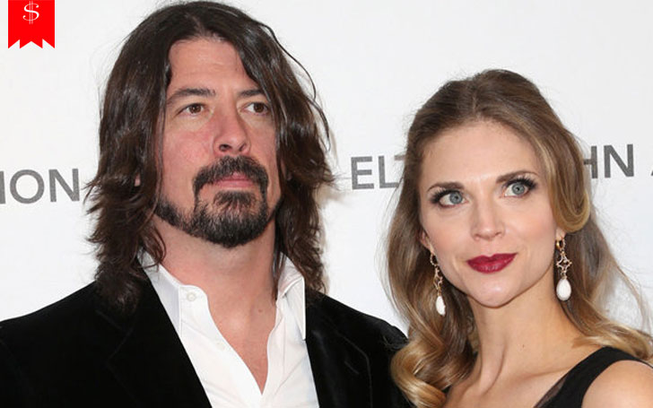 Jordyn Blum's Husband Dave Grohl's Net Worth: Know In Detail About His Salary, Career, and Awards