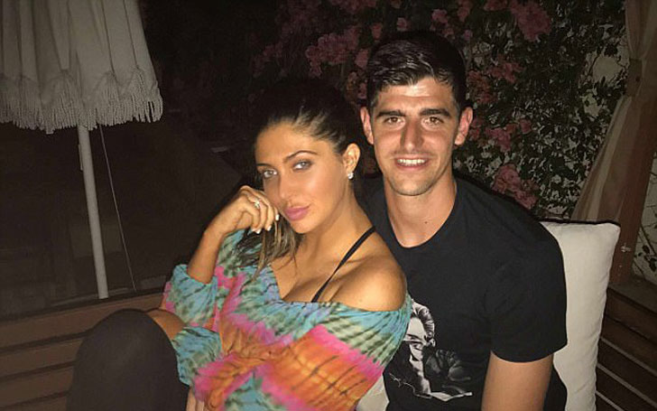 Who Is Thibaut Courtois Dating After Split From Brittny Gastineau? Their Affairs & Relationship
