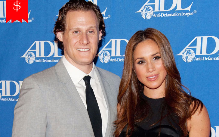 How much is Meghan Markle's Ex-Husband Trevor Engelson Net Worth? Find out About his Career