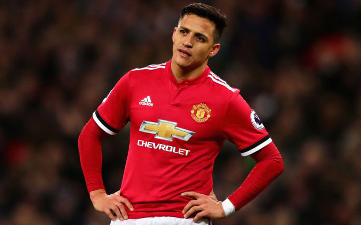 Is Alexis Sanchez Married? His Girlfriends and Past Relationships