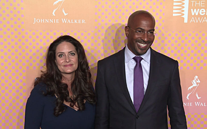 Jana Carter's Husband Van Jones's Married Life, are they still Together? Know About Their Children