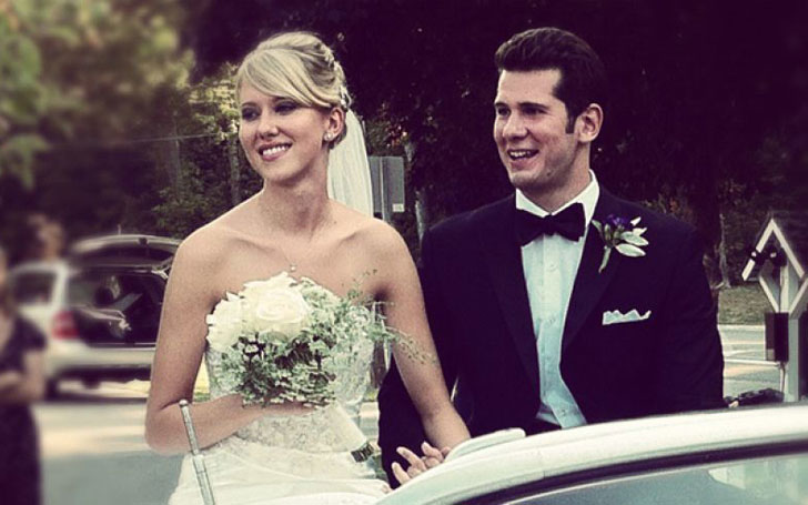 Steven Crowder with beautiful, Wife Hilary Crowder