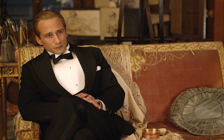 Is Actor Matthias Schoenaerts Married Or Still In A -7636