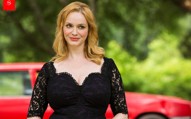 Mad Men Star Christina Hendricks Net Worth In 2018: Her Successful Career & Salary