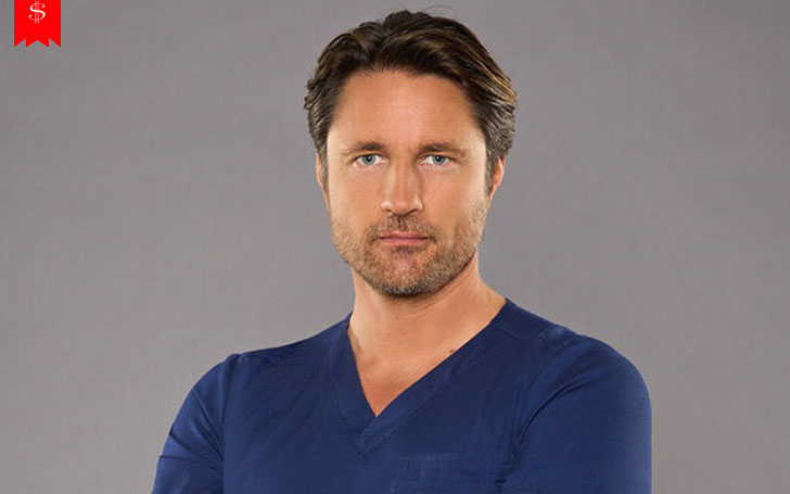 Grey's Anatomy Actor Martin Henderson's Career Has Paid Him Well, His Net Worth & Salary In 2018