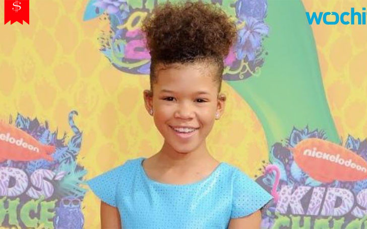 Twelve Years a Slave Actress Storm Reid Is Just 14, What Could Her Net Worth Be? Career Details