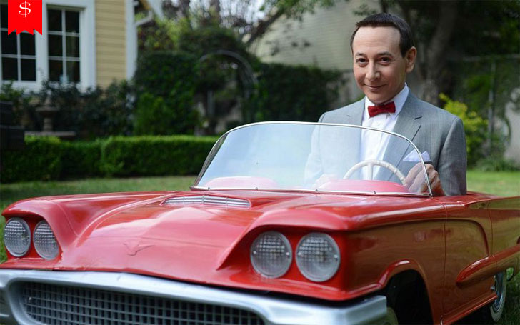 Paul Reubens aka Pee-wee Herman Salary & Net Worth Throughout His Successful Career
