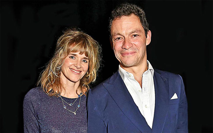 Dominic West's 8-year Marriage with Wife Catherine Fitzgerald: Know Their Relationship, Children
