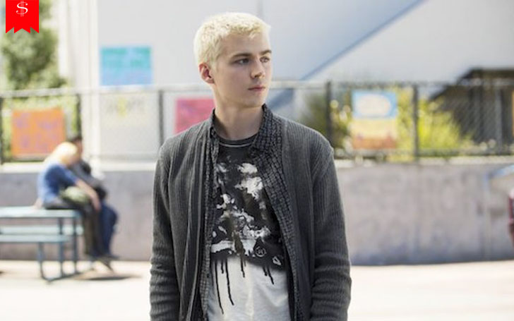13 Reasons Why's Miles Heizer Has Also Acted In Love, Simon: His Career, Net Worth