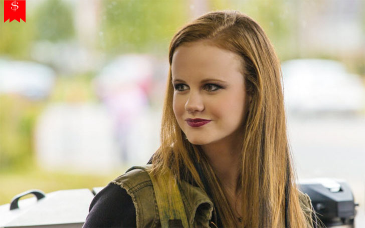 Is Walking Dead Actress Mackenzie Lintz Dating Anyone? Her Affairs, Relationships