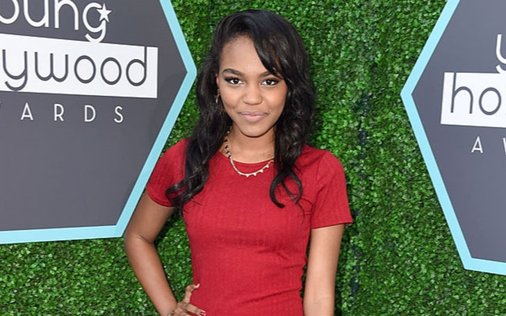 American Actress China Anne McClain Is Just 19 But Successful: Her Career and Net Worth