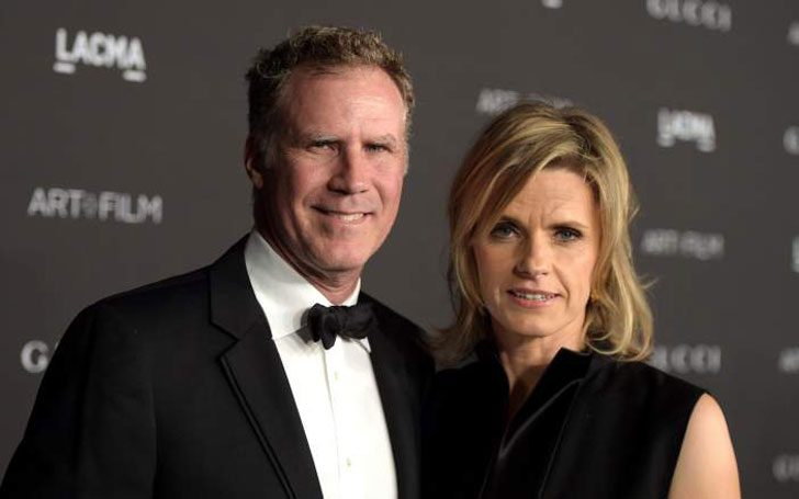 All About Will Ferrell's Married Life With Wife Viveca Paulin, Also Know About Their Children