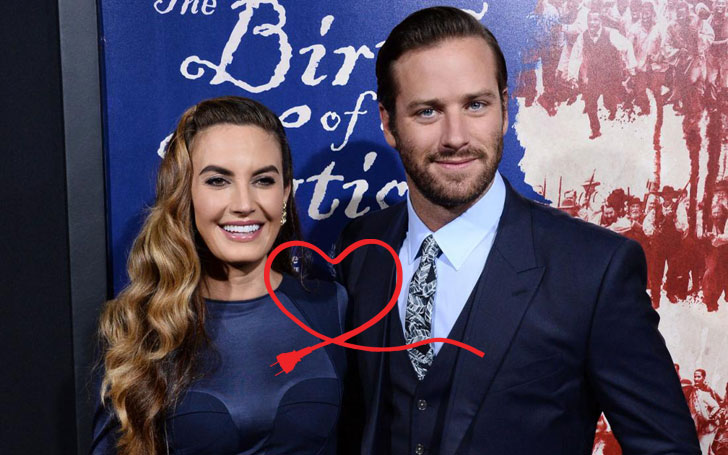 American Actor Armie Hammer's Relationship With Wife Elizabeth Chambers: How's Their Love Life?