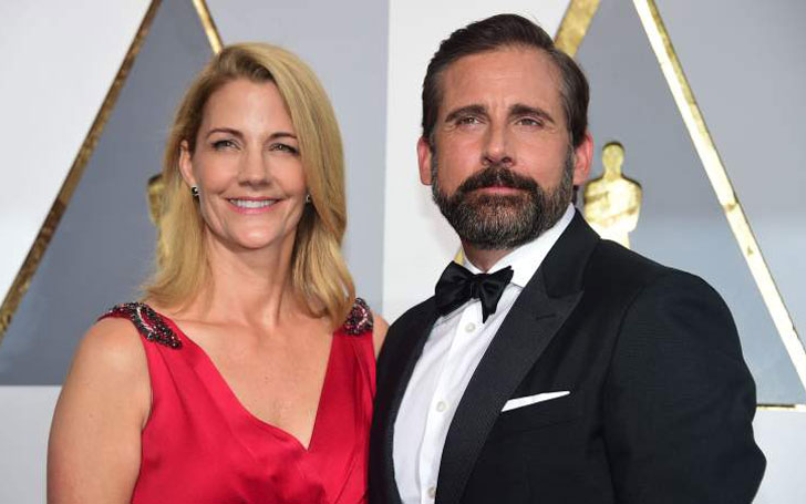How Is Actor Steve Carell's Relationship With Wife Nancy Carell? Their Married Life And Children