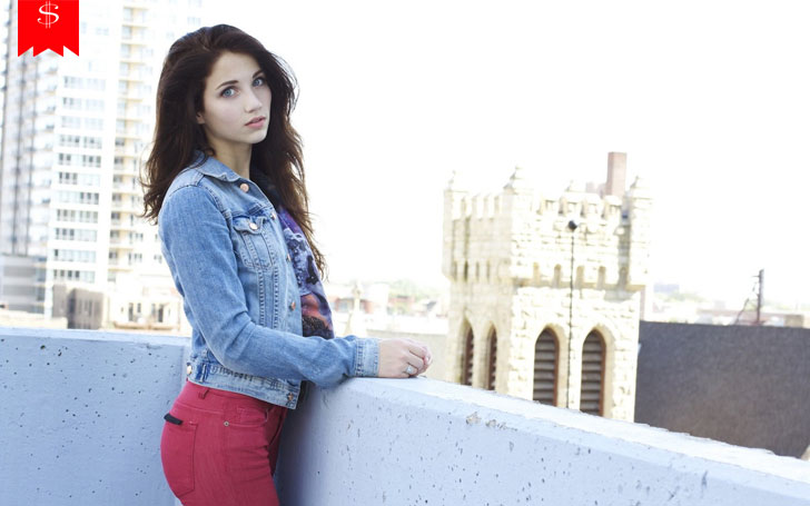 How much is Actress Emily Rudd's Net Worth? Her Career As An Actress & Sources of Income