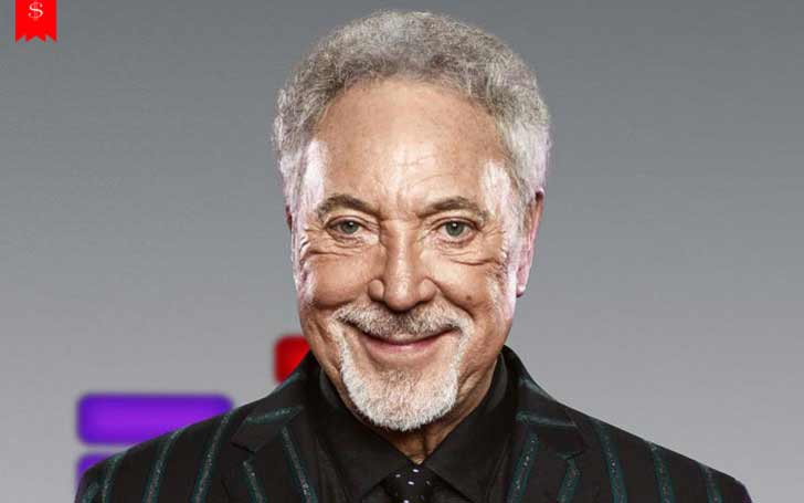 77 Years' Singer Tom Jones Professional Accomplishments: Also Know His Net Worth & Salary