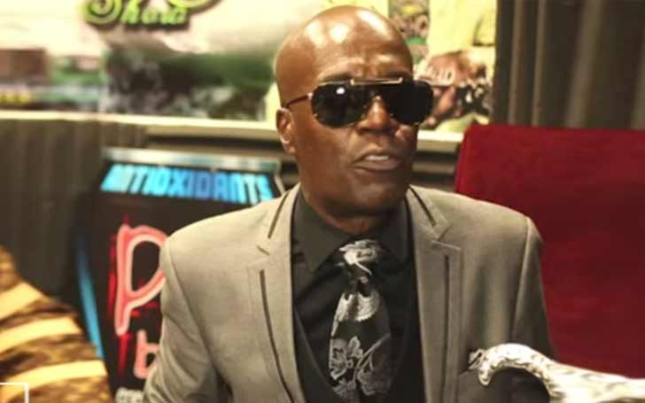 Aaron Hall's Relationship With Gloria Velez Was A Mess, What About Their Children, Details