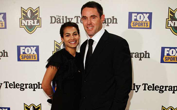 Brad Fittler and His Wife Marie Liarris Married Life, Know About The Family