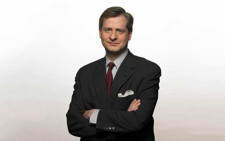 Jon Meacham Is Living Happily With His Wife And Three Children, Know About His Married Life