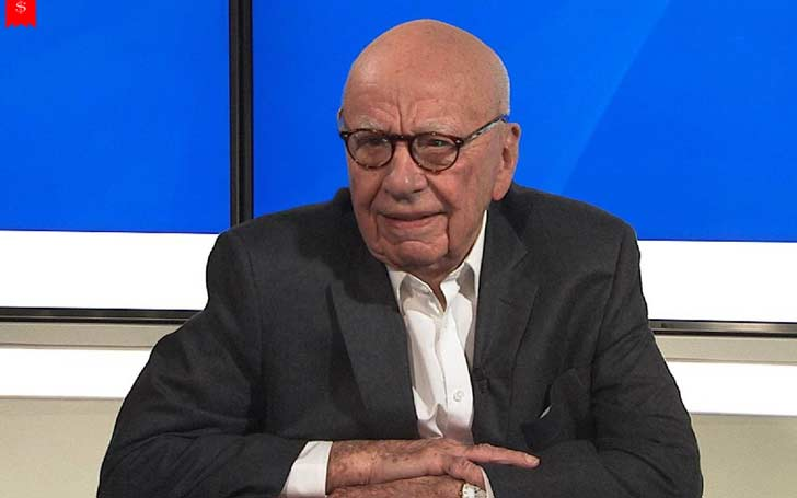 Australian-American Businessman Rupert Murdoch Financial Status: His Net Worth And Salary