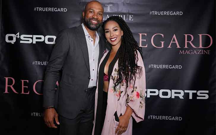 Five-time NBA Champion Derek Fisher & Gloria Govan Love Life: Also Know About Their Past Affairs