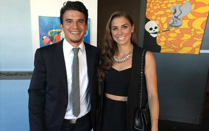 How Successful Is Alex Morgan's Married Relationship With Servando Carrasco? Also Their Past Affairs