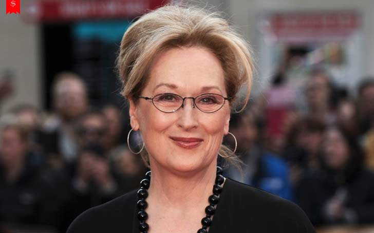 American Actress Meryl Streep's Career As An Actress: Her Success Explained In Terms of Net Worth