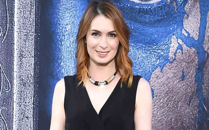 38 Years American Actress Felicia Day Has A Child Is She Dating