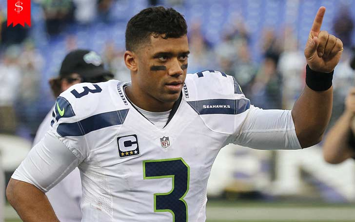 Footballer Russell Wilson's Career As A Footballer: Details on His Annual Earning And Net Worth