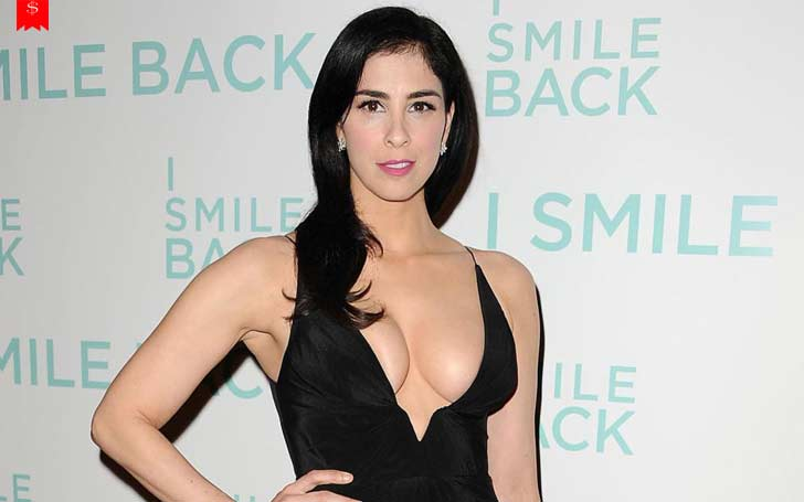 47 Years Old Stand-Up Comedian Sarah Silverman Net Worth: Is She Earning Well From Her Profession?