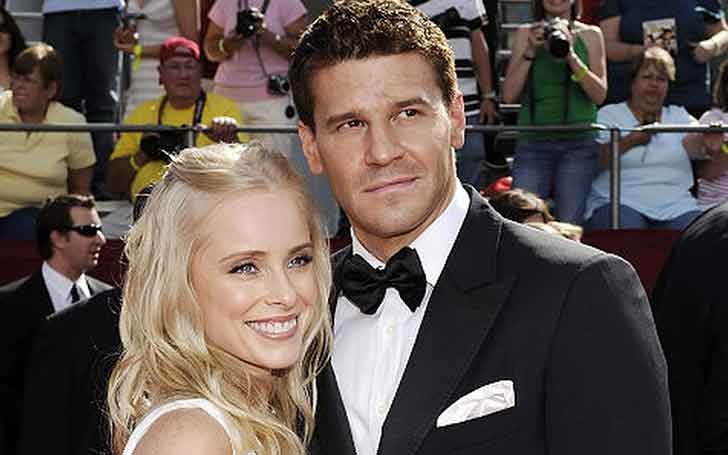 American Actor David Boreanaz's Relationship With His Current Wife, Her Unsuccessful Past Marriage