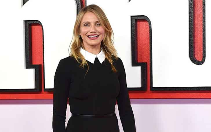 45 Years Hollywood Actress Cameron Diaz Receives Huge ...Cameron Diaz Age 2018
