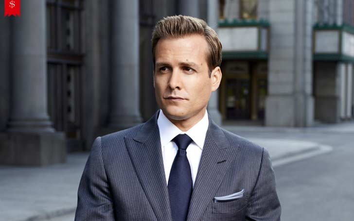 A Comprehensive Look on Hollywood Actor Gabriel Macht's Career: His Net Worth & Earnings