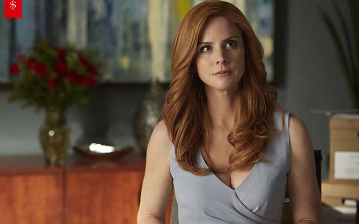 Suits Actress Sarah Rafferty's Professional Achievement: Her Salary And Net Worth