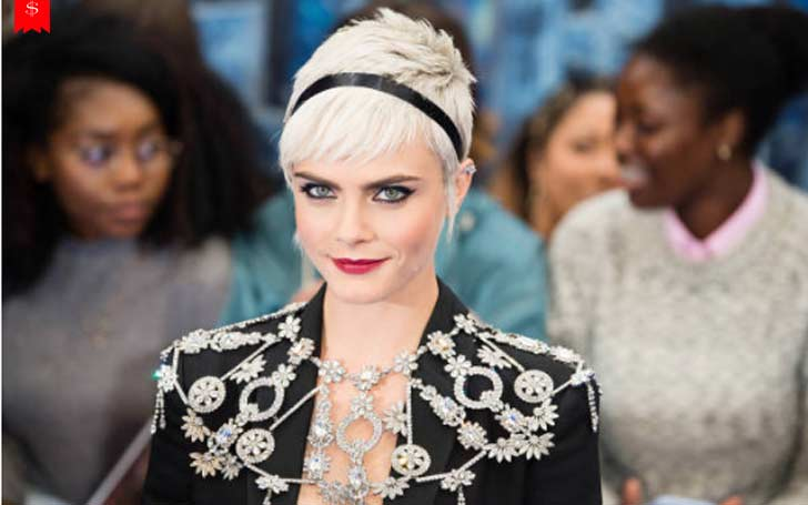 English Model Cara Delevingne's Career Progress: What Are Her Source of Income & Net Worth?